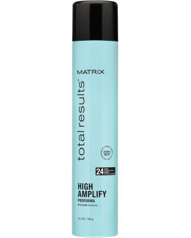 Matrix Total Results High Amplify Proforma hairspray