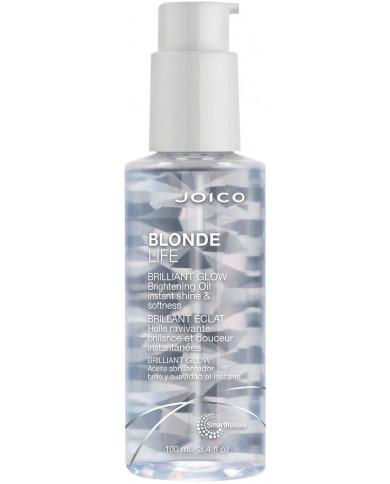Joico Blonde Life Brilliant Glow brightening oil