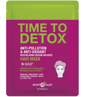 Montibello Smart Touch Time To Detox hair mask-serum