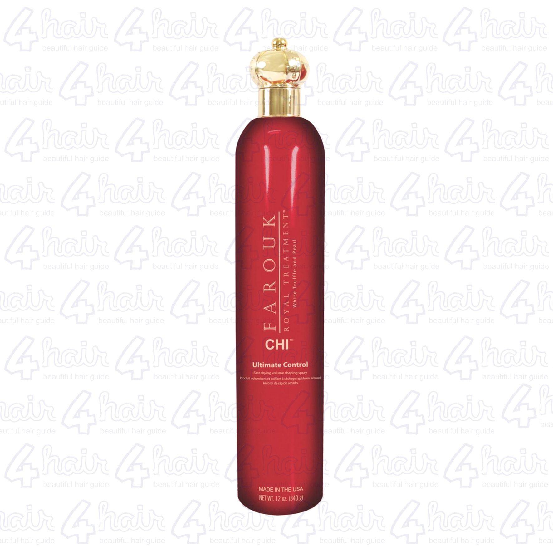Chi Farouk Royal Treatment Ultimate Control Hair Spray