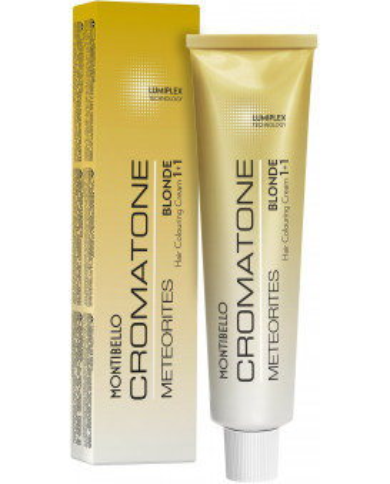 Montibello Cromatone Meteorites Blonde coloring cream