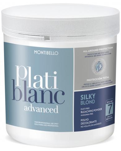 Montibelllo Platiblanc Advanced Silky Blond balinošais pulveris (500g)