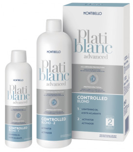 Montibello Platiblanc Advanced Controlled Blond balinošā sistēma