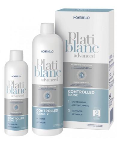 Montibello Platiblanc Advanced Controlled Blond lightening system