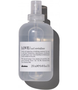 Davines Essential Haircare LOVE/curl revitalizer спрей