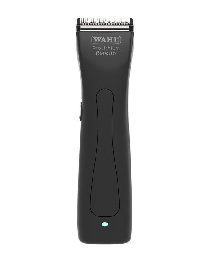 WAHL ProLithium Beretto bezvadu mašīnīte (melna)