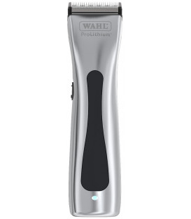 WAHL ProLithium Beretto rechargable clipper (silver)