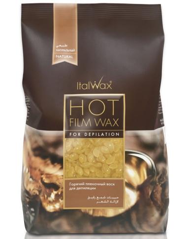 ItalWax горячий воск, натуральный (1000г)