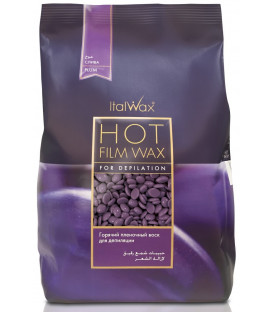 ItalWax film wax, plum (1000g)