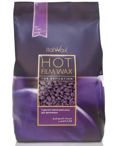 ItalWax горячий воск, слива (1000г)