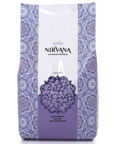 ItalWax Nirvana пленочный воск, лаванда (1000г)