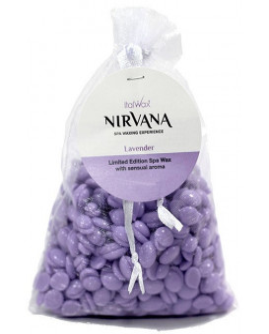 ItalWax Nirvana пленочный воск, лаванда (100г)