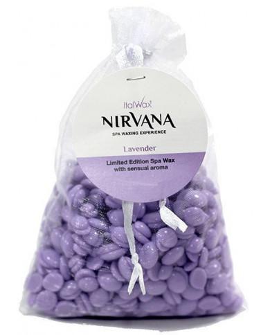 ItalWax Nirvana plēves vasks, lavanda (100g)
