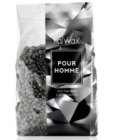 ItalWax Pour Homme пленочный воск для мужчин (1000г)
