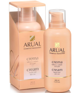 ARUAL Cream hand cream (400ml)