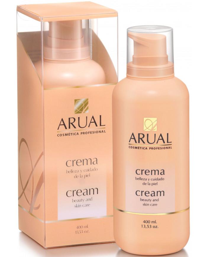 ARUAL Cream hand cream (400ml)