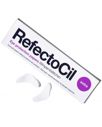 RefectoCil EXTRA бумаги для защиты глаза