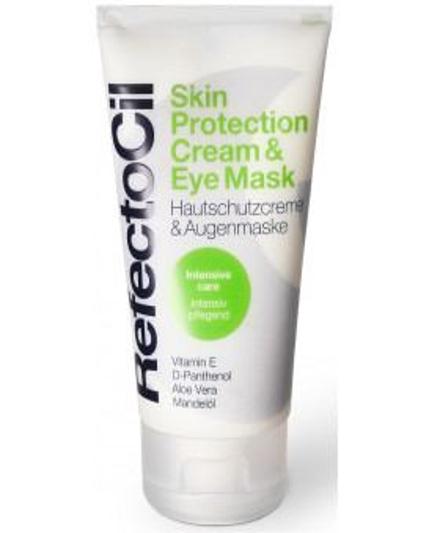 RefectoCil Skin Protection Cream & Eye Mask cream