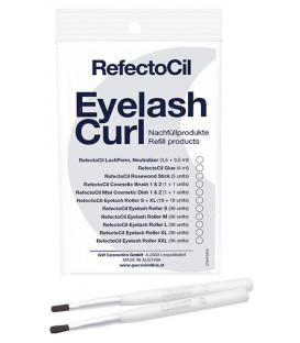 RefectoCil cosmetic brushes