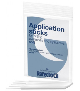 RefectoCil application sticks (white, soft)