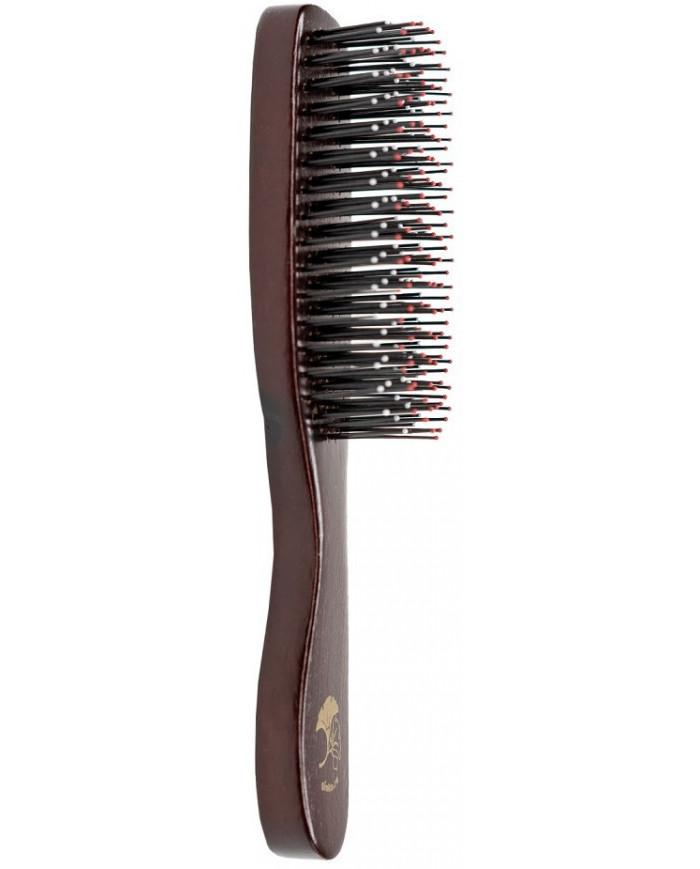I LOVE MY HAIR Barbarussa S hairbrush