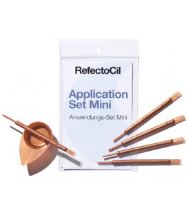 RefectoCil mini application set