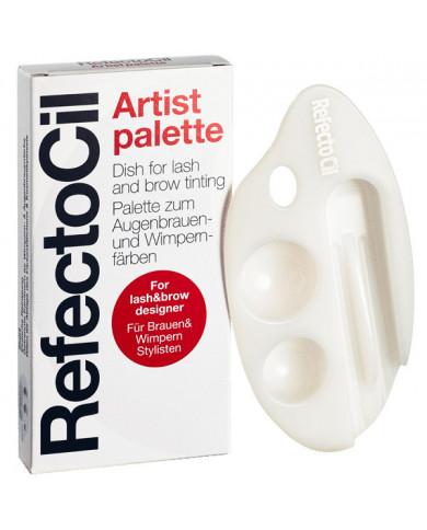 RefectoCil палитра для разведения и смешивания краски