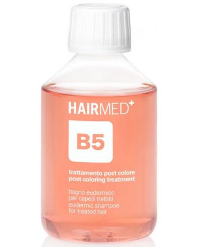 Hairmed B5 Eudermic Shampoo For Dry And Coloured Hair šampūnas (200ml)