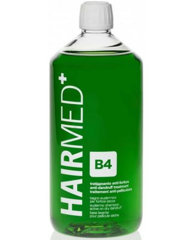 Hairmed B4 Eudermic Shampoo Active On Dry Dandruff (1000ml)