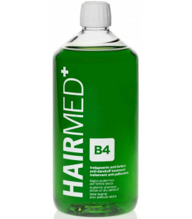 Hairmed B4 Eudermic Shampoo Active On Dry Dandruff šampūns (1000ml)