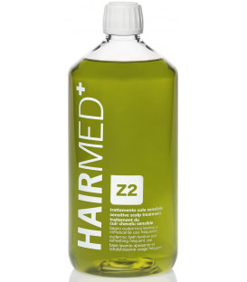 Hairmed Z2 Eudermic Bath Lenitive And Refreshing Frequent Use šampūns (1000ml)