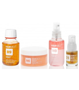 Hairmed B9 N6 N9 + O1 hair moisturizing set