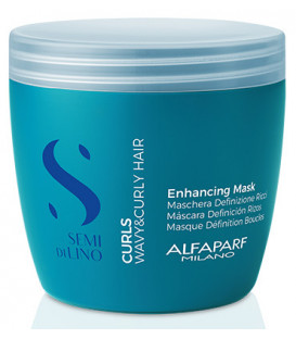 Alfaparf Milano Semi di Lino curls hair mask  (500 ml )
