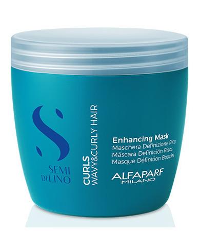 Alfaparf Milano Semi di Lino curls matu maska  (500 ml )