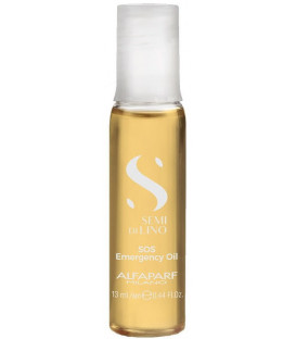 Alfaparf Milano Semi di Lino Reconstruction SOS oil (13ml)