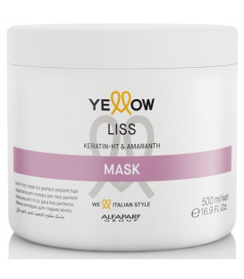 YELLOW LISS mask