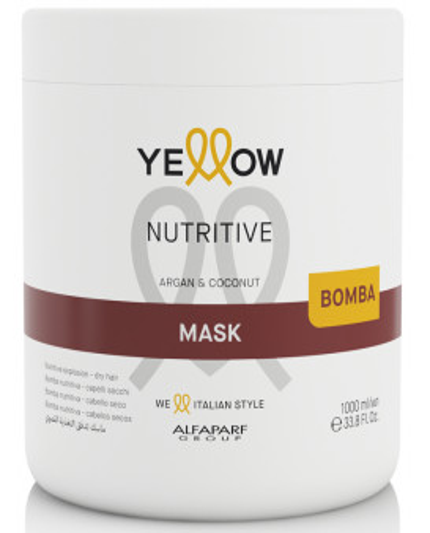 YELLOW Nutritive maska (1000ml)