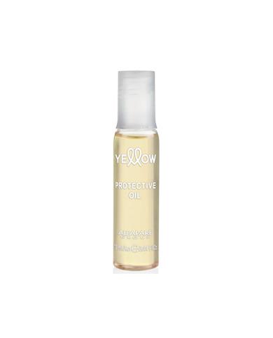 YELLOW Color eļļa galvas ādas aizsardzībai (13ml)