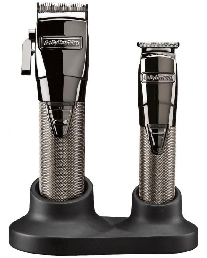 BaByliss PRO Barbers Spirit Gunsteel FX komplekts
