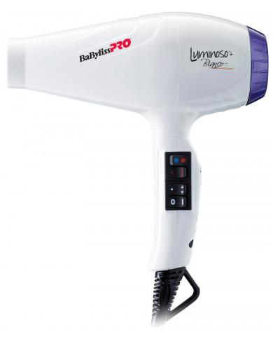 BaByliss PRO Luminoso+ Bianco matu fēns