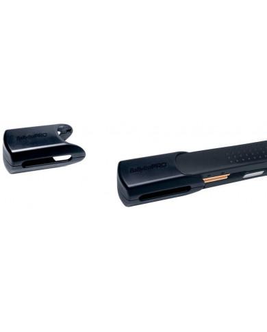BaByliss PRO Titanium Black plaukų tiesintuvas