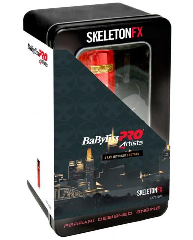 BaByliss PRO 4ARTIST SKELETONFX RED trimmer