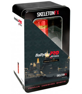 BaByliss PRO 4ARTIST SKELETONFX RED trimmeris