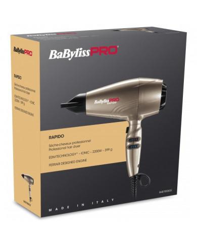 BaByliss PRO Rapido Light Bronze matu fēns