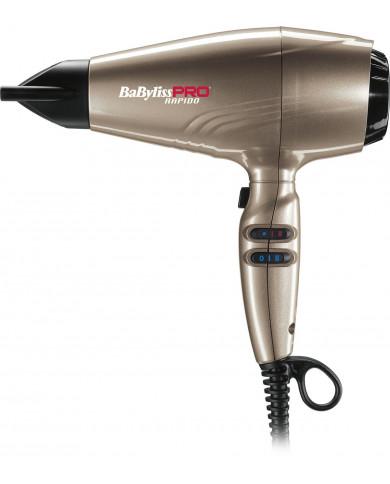 BaByliss PRO Rapido Light Bronze фен для волос