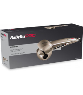 BaByliss PRO MiraCurl Light Bronze The Perfect Curling Machine