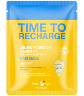 Montibello Smart Touch Time To Recharge hair mask-serum