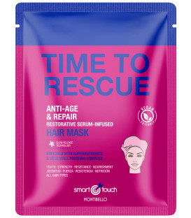 Montibello Smart Touch Time To Rescue hair mask-serum