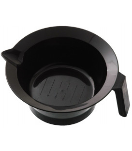 BraveHead dye bowl (black)