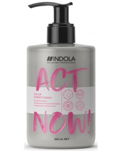 Indola Act Now! Color kondicionieris (300ml)